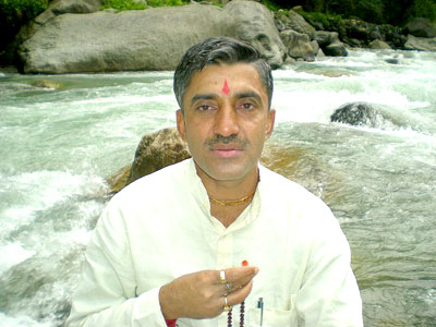 Astrologer in Jaipur India Pandit Purshotam Gaur
